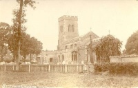 Old Photo of Church